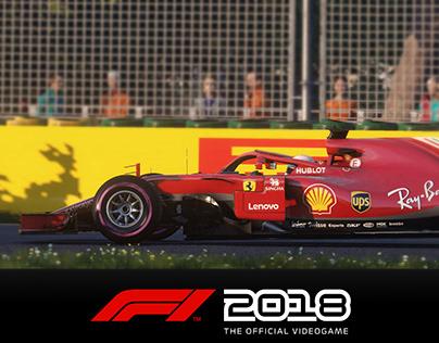 Ferrari SF71H | F1 2018