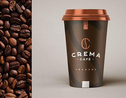 Crema Coffee - Brand/Identity