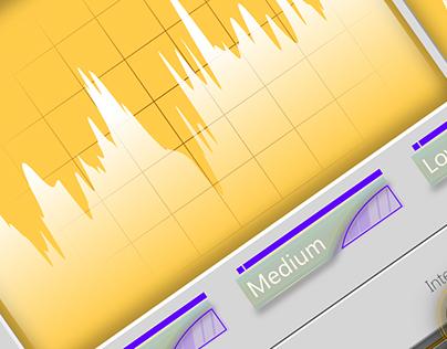 Tablet music app