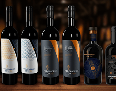 VLWE - Wine Labels