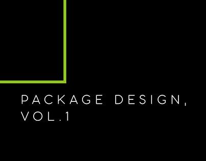 Package design, vol.1
