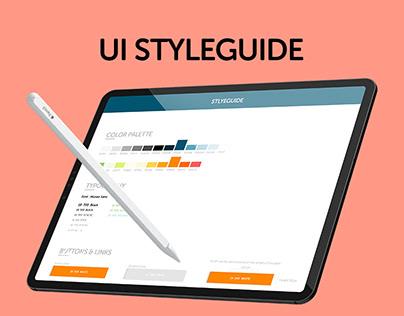 UI Styleguide