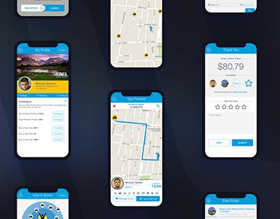 Taxi Premier App