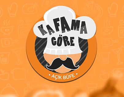 Kafama Göre Logo Tasarım