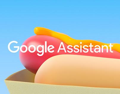 Google CES Visuals 2019