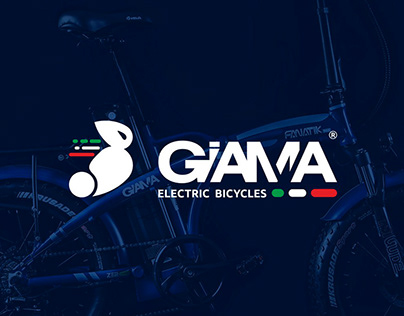 BRAND, PRODUCTS & GRAPHICS DESIGN - GIAMA BIKE