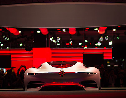 Renault - TreZor / Paris motorshow