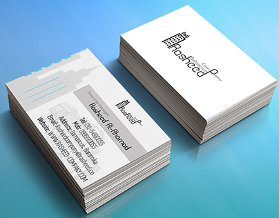 Rasheed Company Business Card
