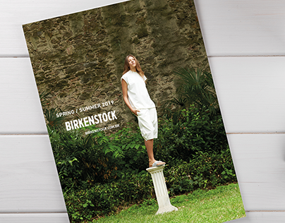 Diagramação Catálogo | Birkenstock 19