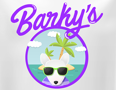 Barky's Tropical Drinks