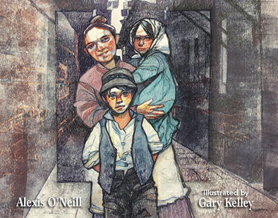 Jacob Riis Children's Book Illustrated by Gary Kelley