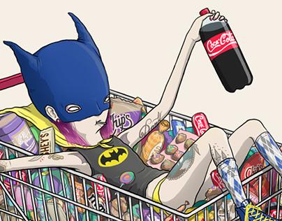 SuperMarket DREAMIN'