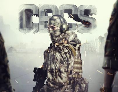 E-SporTV | CBCS Visual Identity Project