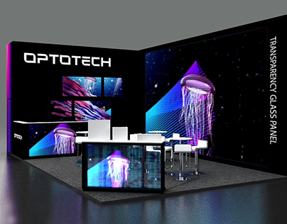 OPTOTECH ISE Trade Show Animation