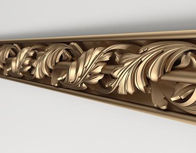 3DecArt - 3D models for CNC, Designing furniture on Behance