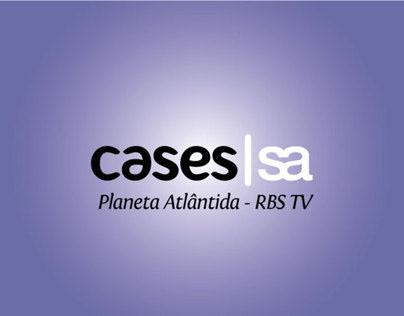 Case: Sinalização dos parques do Planeta Atlântida