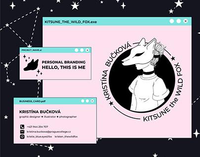 Personal Branding 2021 Kristína Bučková