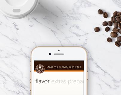 The Coffee Bean® Windows App
