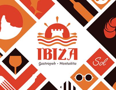Branding - IBIZA Gastropub