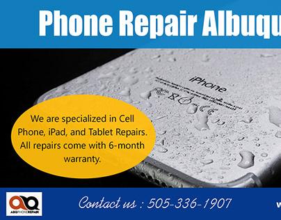 Cell Phone Repair Albuquerque >> Phone Repair Albuquerque On Behance