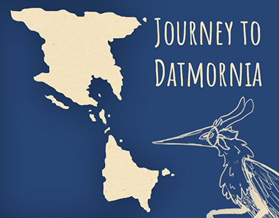 Concept Design - Journey To Datmournia