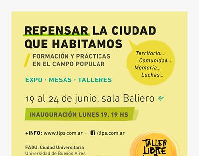 TLPS EXPO 017 - FADU Infography #Social Design