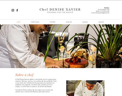 Site | Chef Denise Xavier