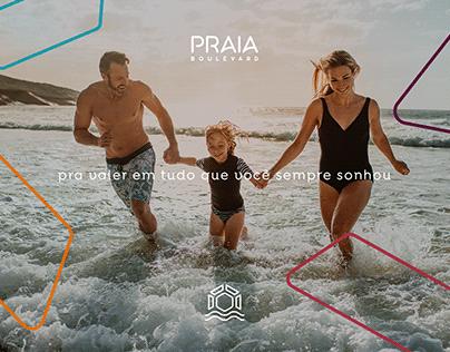 Argo - Praia Boulevard   Visual Identity