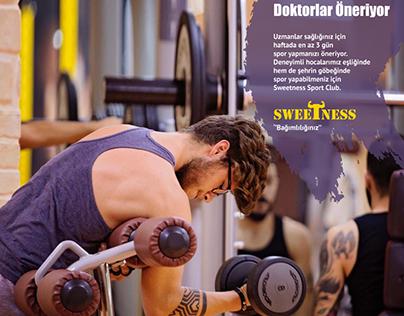 SweetNess Fitness Center