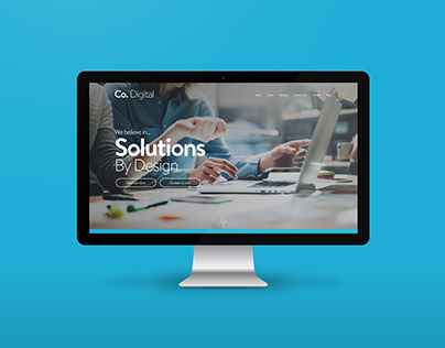 Co. Digital Website