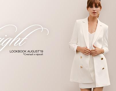 Lookbook cover design