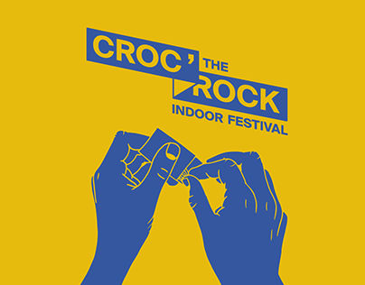 Trailer Croc the Rock 2017
