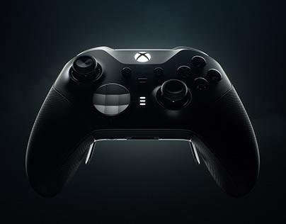 Microsoft Elite 2 Controller