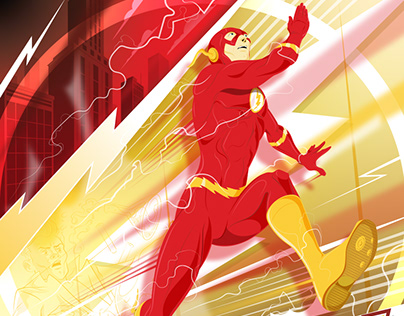 Flash: At the Speed of Force
