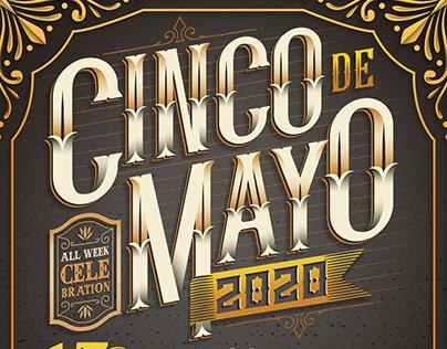Cinco De Mayo - 2020 Catalog