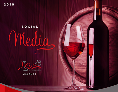 Social Media - ABWine Distribuidora