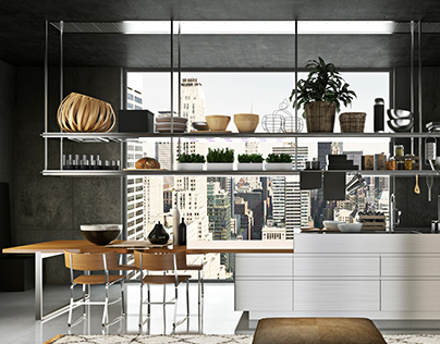 Arclinea Kitchen n°2 - Inspiration
