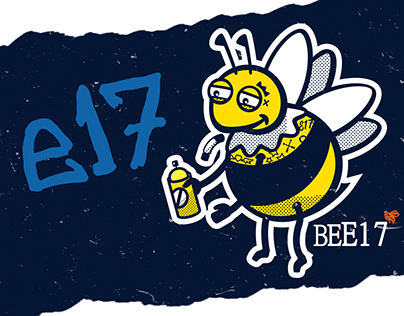BEE17 x Tapedeck :: T-shirt Colab