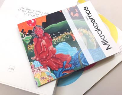 Mikrokosmos Issue 62 Design