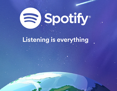 Spotify - Same But Different - 2020