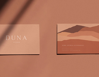 Duna - Branding & Collateral