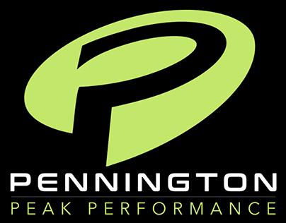 Pennington Peak Performance Logo