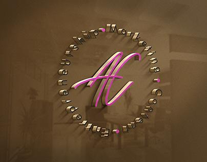 Ac Marketing Agency Logo Design