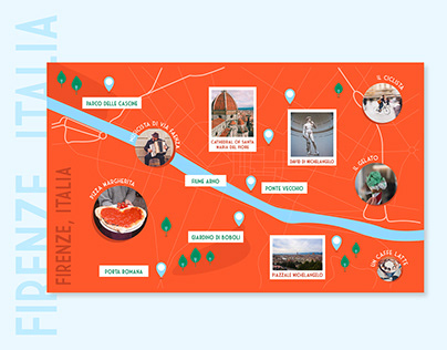 Florence Digital Map