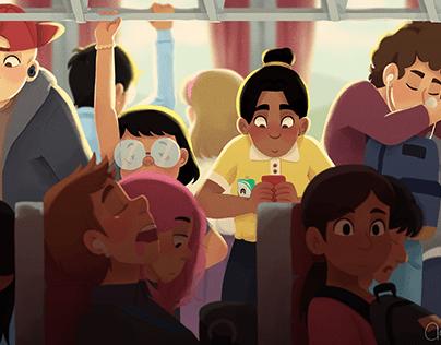 Morning Rush Hour