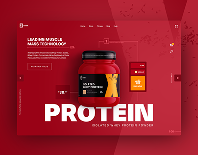 X-ariafit : Personal Trainer App, Branding, & Homepage