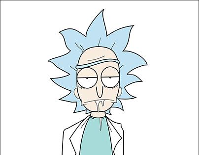 Rick fan-art