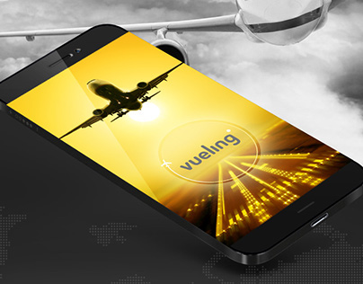 Vueling App redesign concept