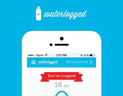 Waterlogged iOS app