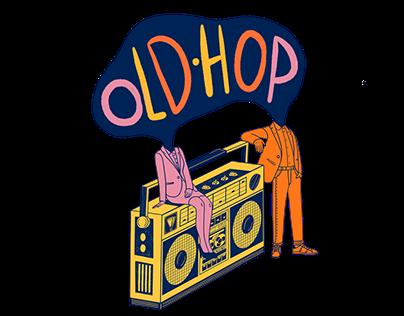 Old Hop - Identité graphique